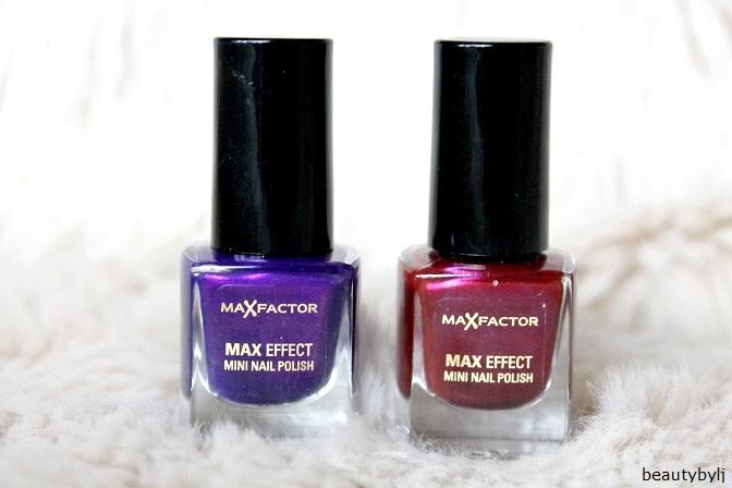 maxfactor mininailpolish