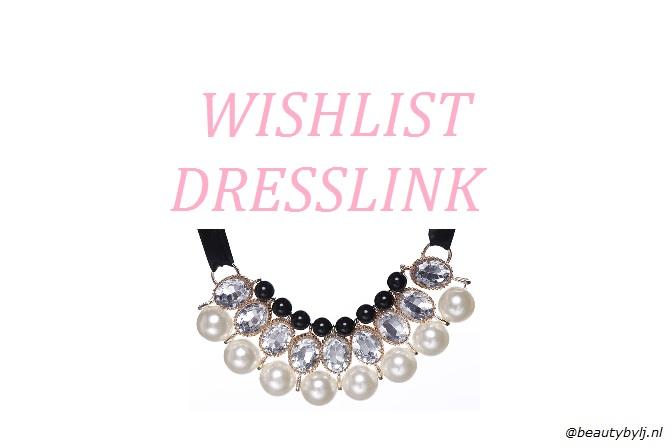 wishlist dresslink