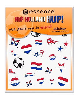 essence holland stickers