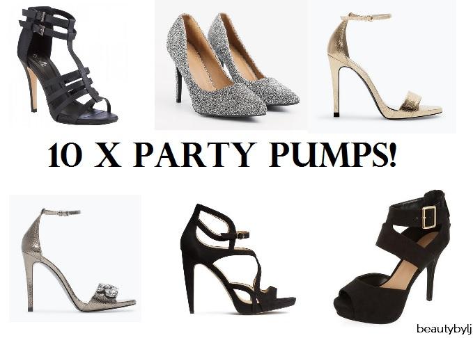 10x partypumps