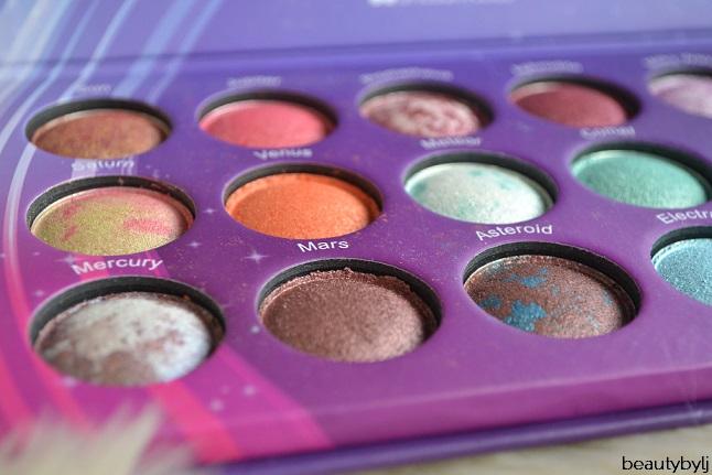 bh cosmetics galaxy chic3
