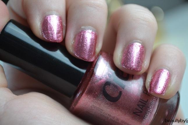 cien raspberry glitter4