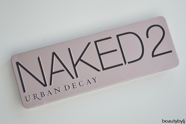 urbandecay naked2 palette