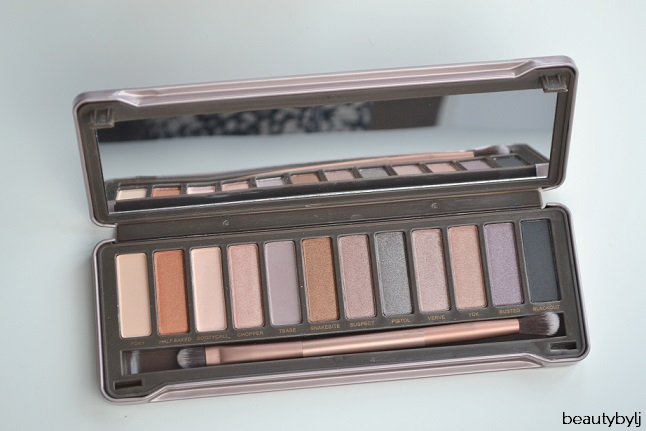 urbandecay naked2 palette2
