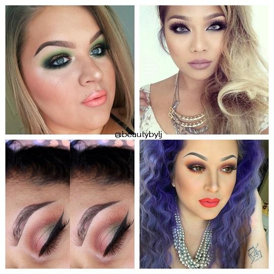 instagram brow